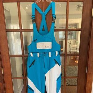 FD Wear / Virtika Zip-off Ski Bib & Pants Suit